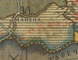 Карта содденаВ2