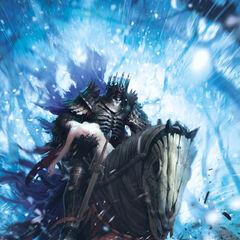 Эредин, официальный арт для игры «Ведьмак 3: Дикая Охота»