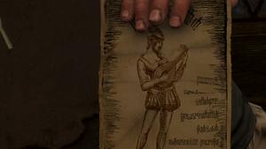 Плакат с Цираночкой