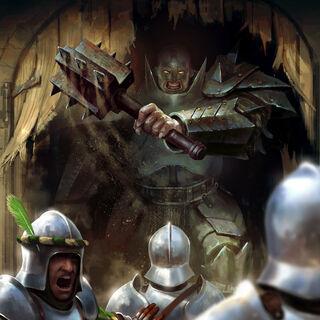Мутант-рыцарь, <i>Гвинт: Ведьмак. Карточная игра</i>