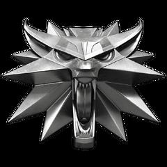 Медальон Школы Волка в игре Ведьмак 3