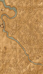 Хотля на карте