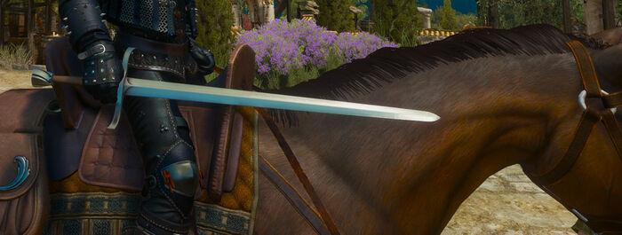 Нильфгаардский меч В3