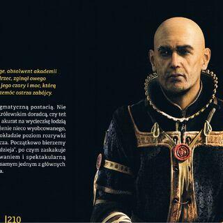 Страница из польского артбука