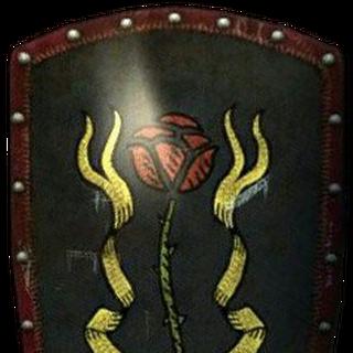 Гербовый щит Ордена из Ведьмака 2