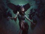 Ворона-мать