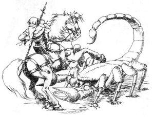 Gigaskorpion