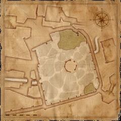 Карта вызимского кладбища