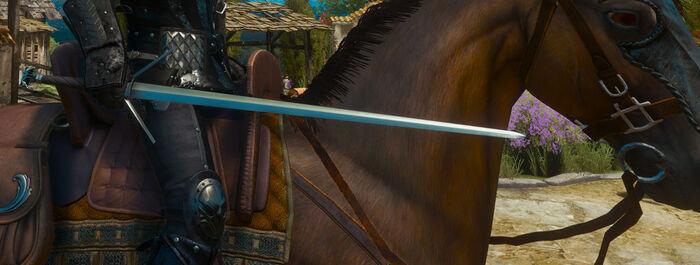 Серебряный меч Школы Грифона В3