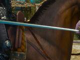 Серебряный меч Школы Грифона