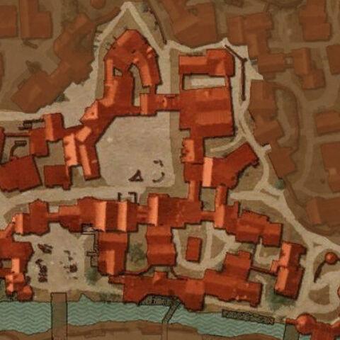 Площадь и ее окрестности