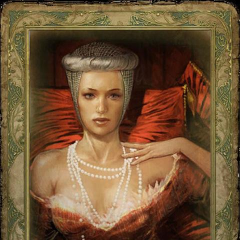 Секс-карточка с Аристократкой