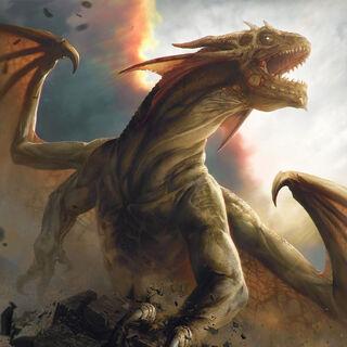Саския — Дракон, <a href=