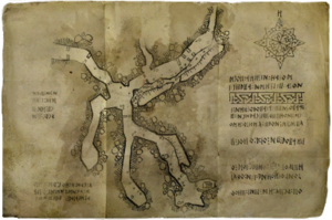 Первая карта балина