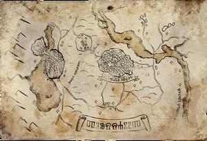 Старая карта туссента1В3