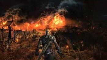 Ведьмак 3 — геймплейное видео с Е3