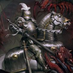 Туссентский рыцарь, <i><a href=
