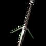 Серебряный меч Школы Кота