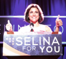 Selina Meyer presidential campaign, 2012