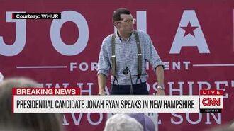 Veep - Jonah Campaign Speech