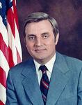 Vice President Mondale 1977 closeup