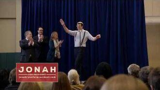 Veep - Jonah is Running for President