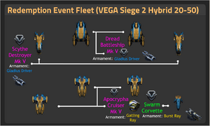 VEGA Siege 2 Hybrid 20-50