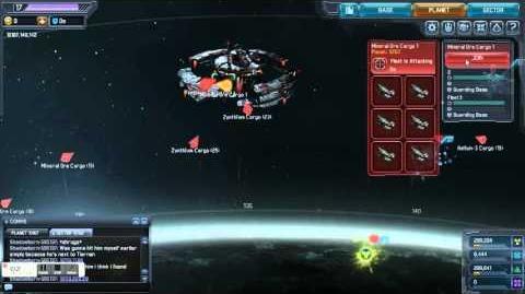Vega Conflict, fleet control.