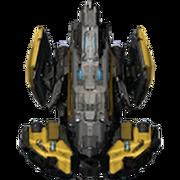 Harrier Frigate MKII