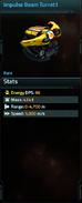 Impulse Beam Turret I