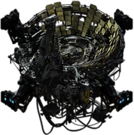 Helium-3 Miner Damaged 4