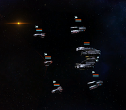 12. Shadow Strike Event Fleet (Vsec Shadow)