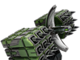 Xeno Seeker Missile