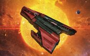 VEGA Conflict Hellfire battleship (3)