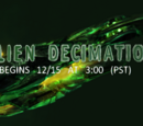 Alien Decimation List/Xeno Division