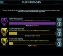 Fleet Bonuses