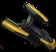 VEGA Conflict Python Cutter Mk V (1)