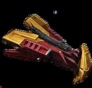 VEGA Conflict Basilisk Cutter Mk V