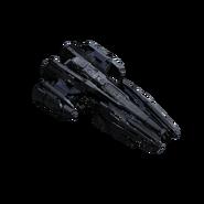VEGA Conflict Apocrypha Cruiser (side)