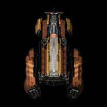3 Fury Battleship