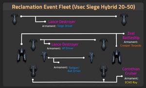 Vsec Siege 1 Hybrid 20-50