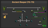 Ancient Reaper Fleet 70-75