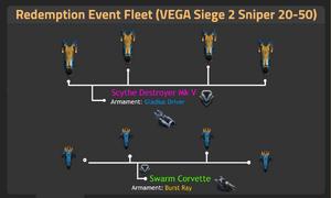 VEGA Siege 2 Sniper 20-50