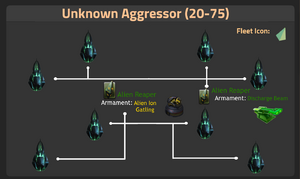 Unknown Aggressor (20-75)