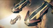 VEGA Conflict Damocles Destroyer Mk Vs