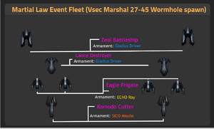 Vsec Marshal 27-45 (Wormhole)