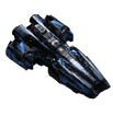 VEGA Conflict Rapture Cruiser Angle