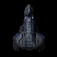 VEGA Conflict Condor Frigate (front)