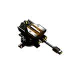 Thermal Ray Turret