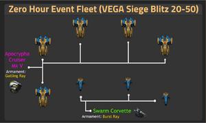 VEGA Siege Blitz 20-50